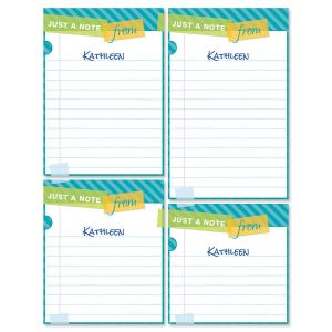 Tape a Note Notepad Set