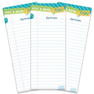 Tape a Note Lined Shopping List Pads