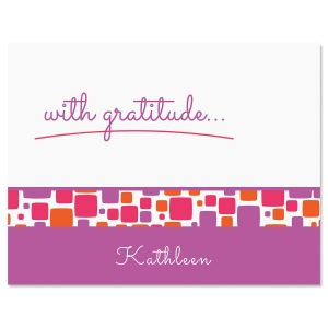 Noteworthy Thank You Cards