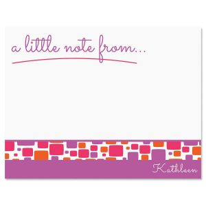 Noteworthy Correspondence Cards