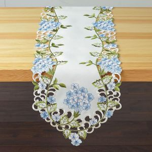 Hydrangeas Table Runner