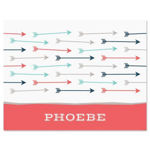 Arrows Note Cards