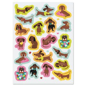 Dachshund Stickers