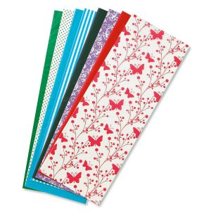 Solids & Patterns Tissue Value Pack