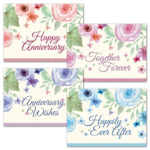 Bliss Anniversary Cards & Seals