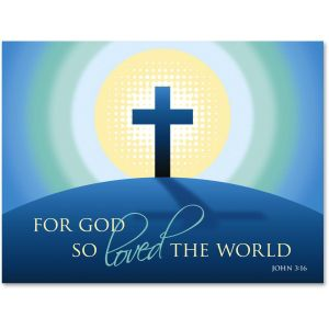 Cross & Scripture Note Cards