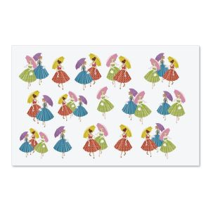 Parasol Girls Seals