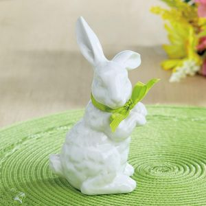 Standing Bunny Figurine