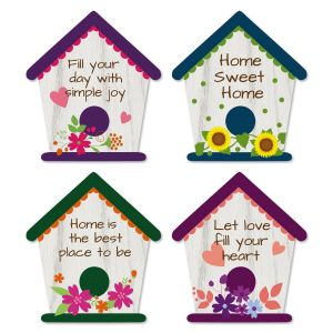 Birdhouse Flexible Magnets