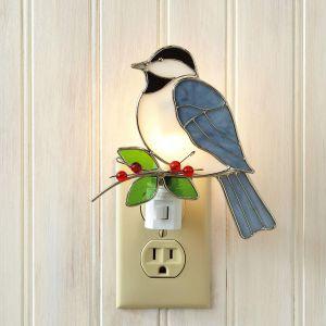 Chickadee Night Light