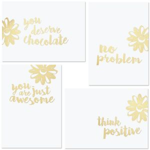 Deluxe Daisy Friendship Cards