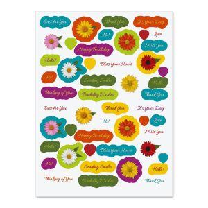 Daisy Stickers