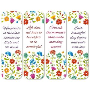 Streaming Flowers Bookmarks