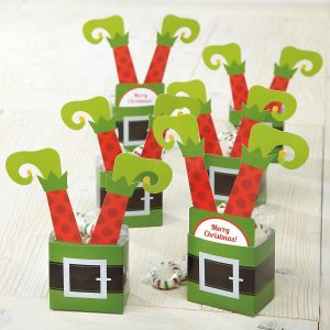Elf Treat Holders