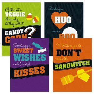 graphic halloween humor halloween cards - Halloween Catalog