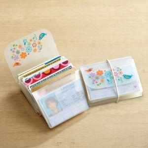 Accordion Card Wallet