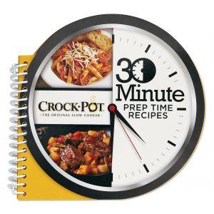 30 Minutes Crockpot Recipes Book