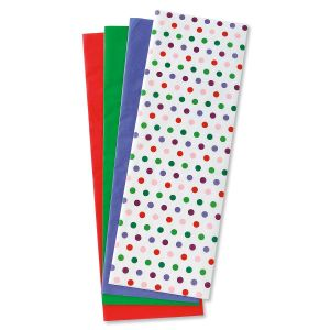 Candy Dots & Solids Tissue Value Pack