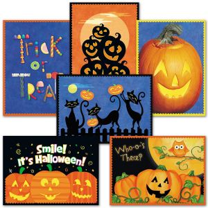 Halloween Assortment Cards