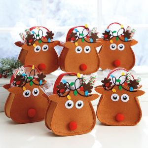 Reindeer Treat Bags