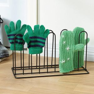 Mitten Drying Rack