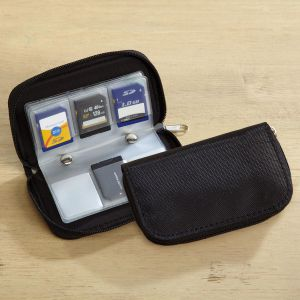 SD Card Storage Case