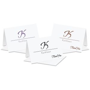 Inspirational Thank You Note Cards