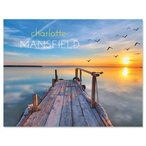 Dockside Note Cards