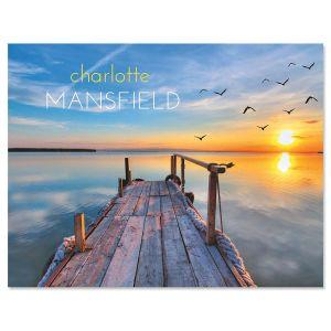Dockside Note Cards