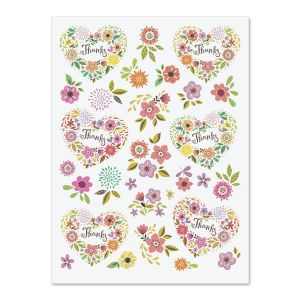 Blossom Stickers