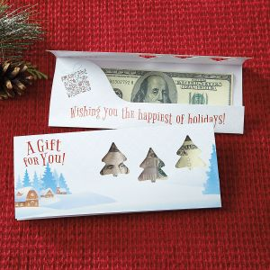 Christmas Cash Cards
