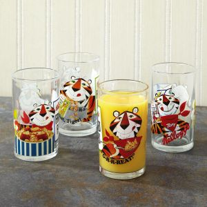 Tony the Tiger® Juice Glasses