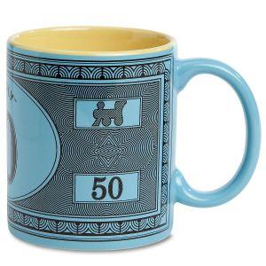 $50 Monopoly® Money Mug