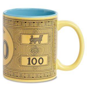 $100 Monopoly® Money Mug