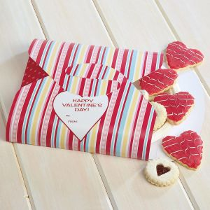 Valentine Cookie Boxes
