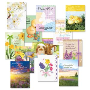 Easter Faith Cards Value Pack