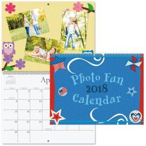 2018 Photo Fun Calendar