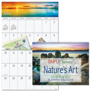 Big Grid Calendars, Large Grid Calendars | Current Catalog