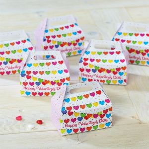 Valentine Mini Gable Boxes