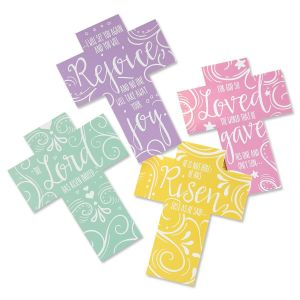 Easter Diecut Cross Cards