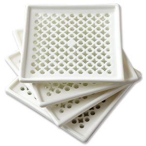 Elegant Cutouts Coasters