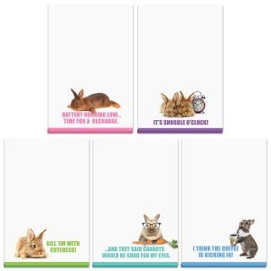 Funny Bunny Notepads