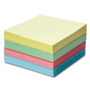 Pastel Paper Memo Block
