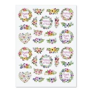 Spring Blossoms Stickers