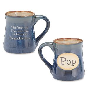 Pop Porcelain Crock Mug