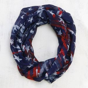 Stars & Stripes Infinity Scarves