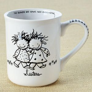 Children of Inner Light Sisters Mug
