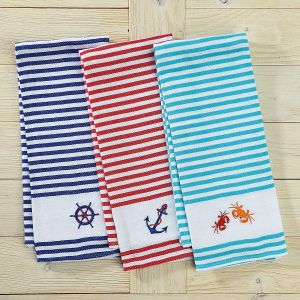 Anchors Away Kitchen Towels