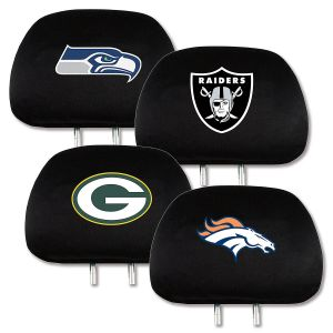 NFL Team Head Rest