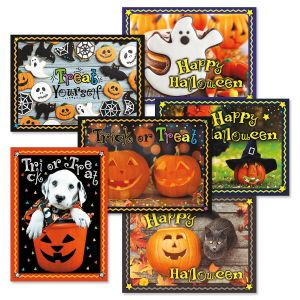 Photo Halloween Cards